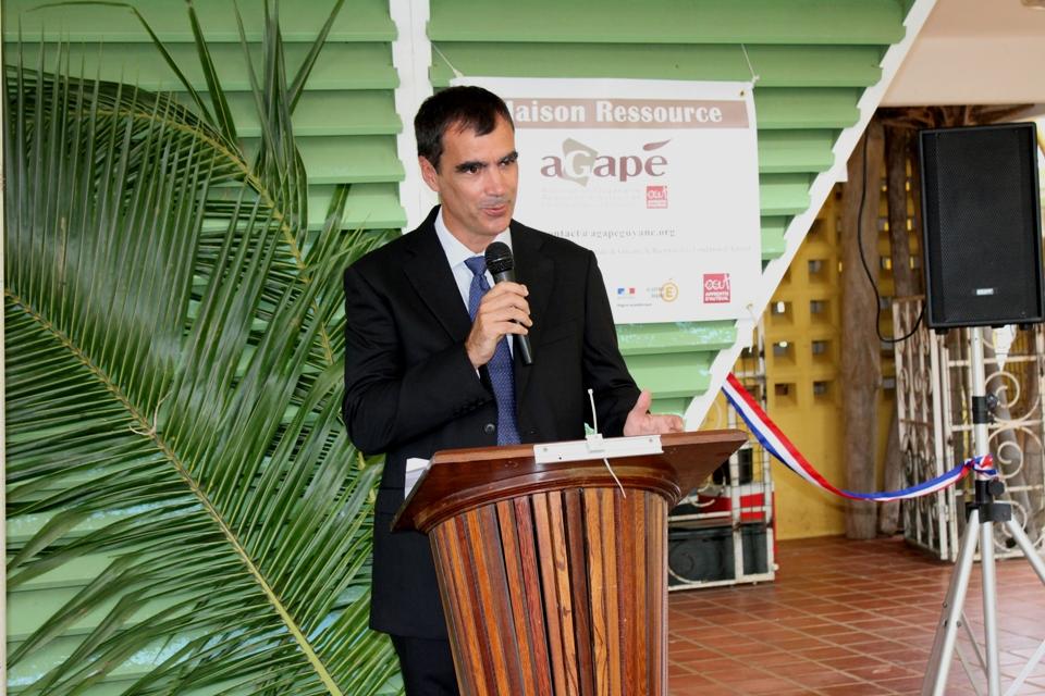 M. Matthieu Bergot - Ancien Président d'AGAPE